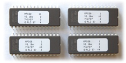 Version 3.10 Software Chipset for MPC60, MPC60-II or ASQ10